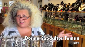Meet Donna Soodalter-Toman, owner of DIVA (Donna's Infinite Variety of Adornments)