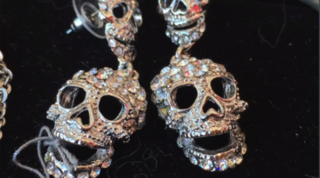 Halloween-inspired Jewelry