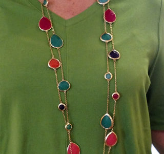 Ippolito-esque necklaces
