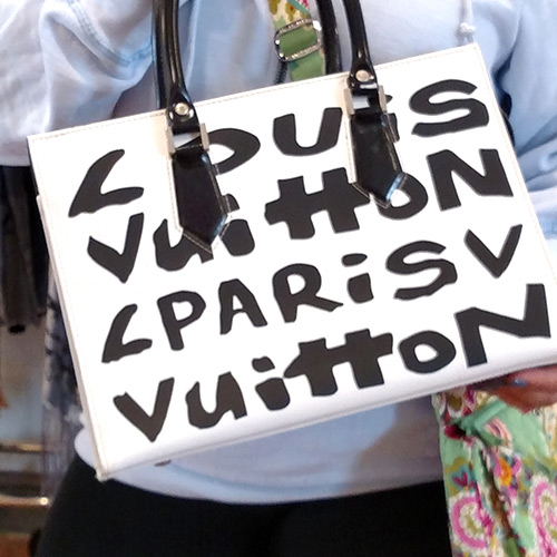 Luis Vuitton Purse Paris
