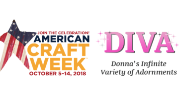HUGE SALE to Celebrate American Craft Week – 10/5 – 10/14!