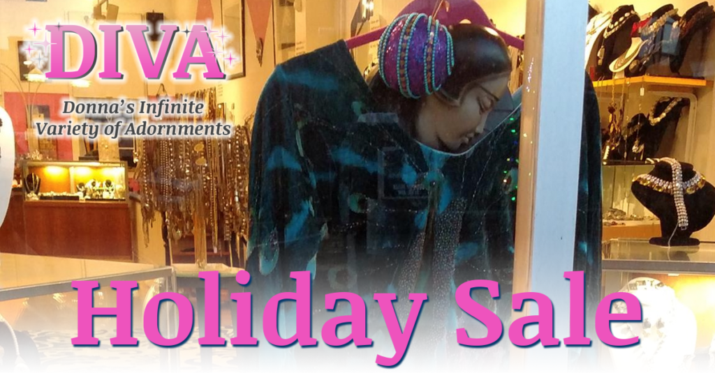 Adornment DIVA Holiday Sale
