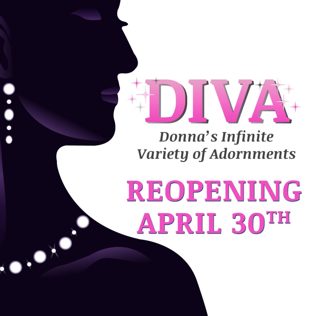 DIVA opening